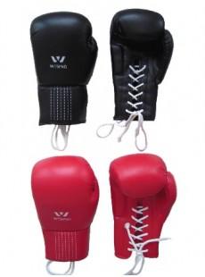 Gants de boxe à lacet