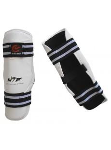 Protège-tibias Teakwondo homologué WTF