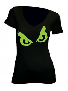 "T-shirt Bad Boy ""Eyes Deep"" femme"