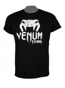 "T-shirt Venum ""Tribal Team"" noir"
