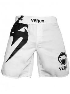 "Fightshort Venum ""Light Classic Ring Edition"" blanc"