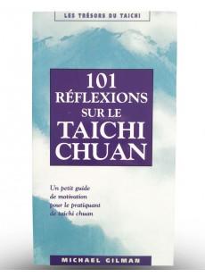 Livre 101 réflexions sur le Tai Chi Chuan