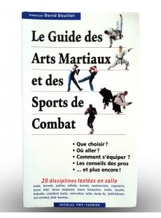 Livre le guide des arts martiaux et sports de combat