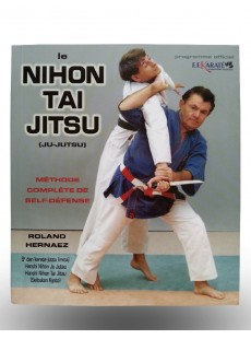 Livre le Nihon Tai Jitsu - Méthode complète de self-défense