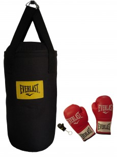 Kit de boxe Everlast pour enfant