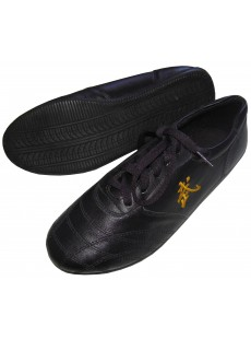 "Chaussures ""Wu"" noires"
