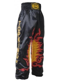 Pantalon de kick boxing Top King