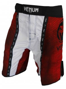 "Fightshort Venum ""Amazonia Red Devil"""