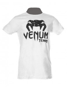 "T-shirt Venum ""Tribal Team"" blanc"