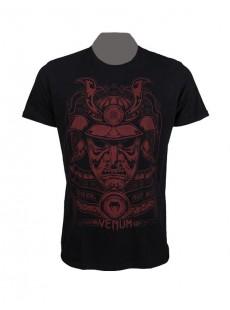 "T-shirt Venum ""Samuraï Mask"" Creative Line noir"
