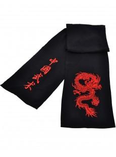 Ceinture kung-fu / wushu classique brodée
