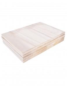 Planches de casse en bois de Pin