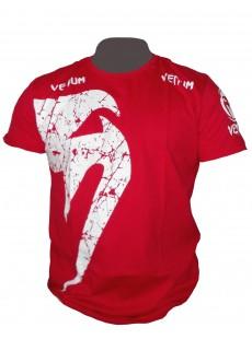 """T-shirt Venum """"Giant"""" rouge"""